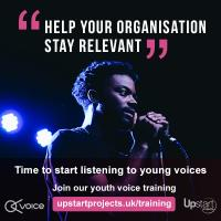 Youth Voice Training July 26th 2021